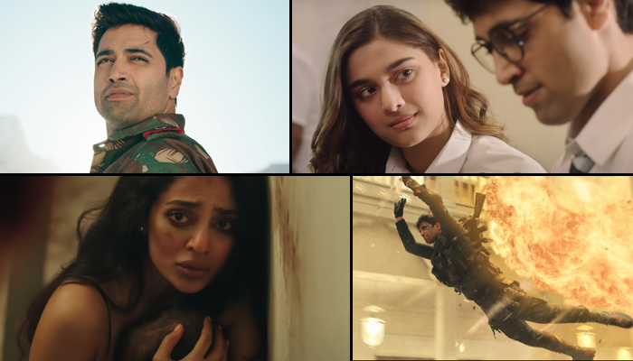 Immortalising Sandeep Unnikrishnan's valour, Makers of Major release the teaser of the film celebrating his life!