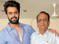 Maniesh Paul wishes father on his birthday, attributes his humour to him in a heartwarming post
