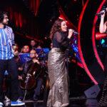 Indian Idol 12: Neha Kakkar and Dhvani Bhanushali's impromptu performance on Dilbar sets Stage on Fire!
