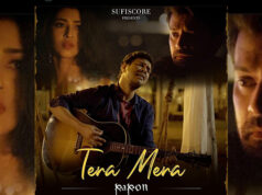 Papon's Love Song 'Tera Mera' featuring Barun Sobti and Sonarika Bhadoria OUT NOW!