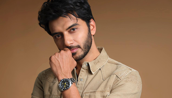 Vikram Singh Chauhan is all set to swoon you with his romantic character in an upcoming series for Disney+ Hotstar