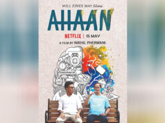 Nikhil Pherwani directorial Ahaan to stream on Netflix from May 15!