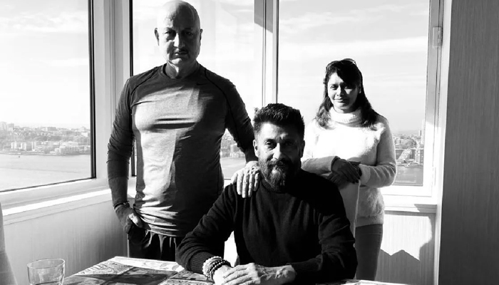Anupam Kher, Pallavi Joshi & Vivek Ranjan Agnihotri along with Bollywood performers join hands for Covid-19 Relief Fund!