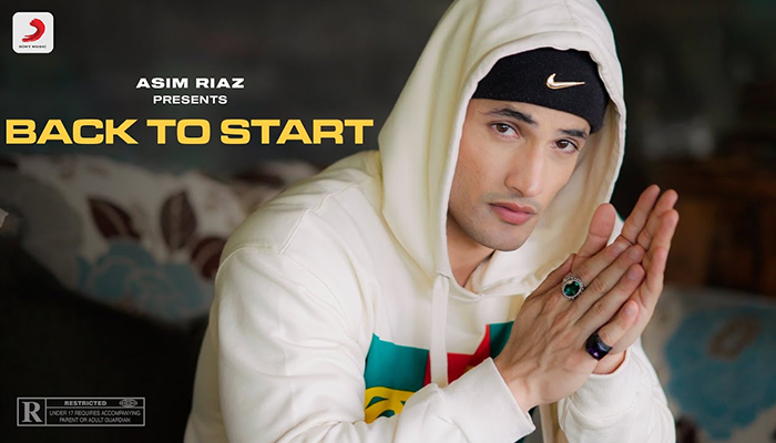 Eid Made Special: Asim Riaz debuts as a rapper with the release of 'Back To Start'
