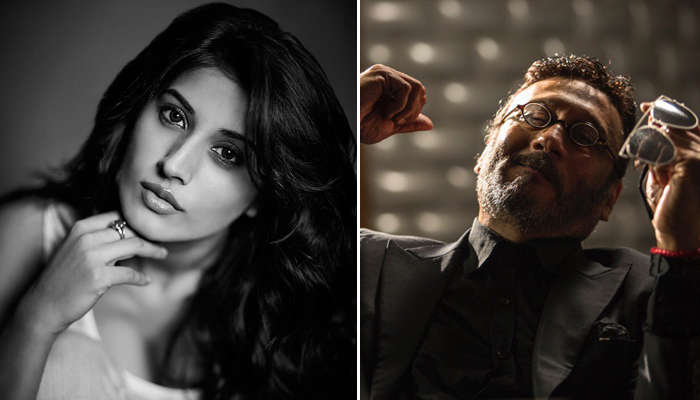 Divinaa Thackur cherishes working with Jackie Shroff in Prassthanam and Atithi Bhooto Bhavah