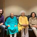 Rahul Sharma brings together Pt Hari Prasad Chaurasia, Pt Shiv Kumar Sharma, Singer Ustad Rashid Khan, Sonu Nigam and Zakir Hussain for Kunal Kohli directorial Ramyug