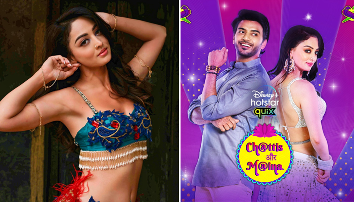Sandeepa Dhar aces five different dance forms for 'Chattis Aur Maina', trailer unveils glimpses of all songs