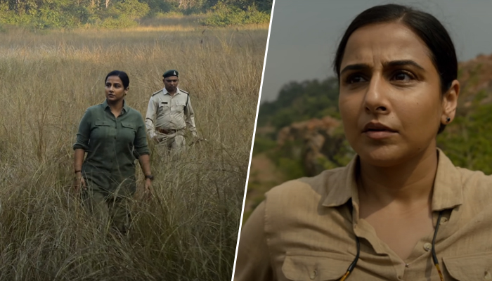 Sherni Teaser: Get Ready to hear the Tigress roar; Trailer out on June 2nd!