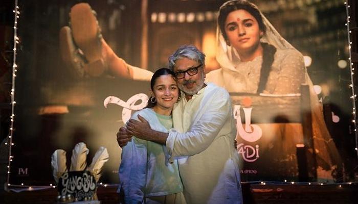 "Gangubai Kathiawadi: Alia Bhatt Completes The Shoot & Says, ""Gigantic life changing Experience!"""