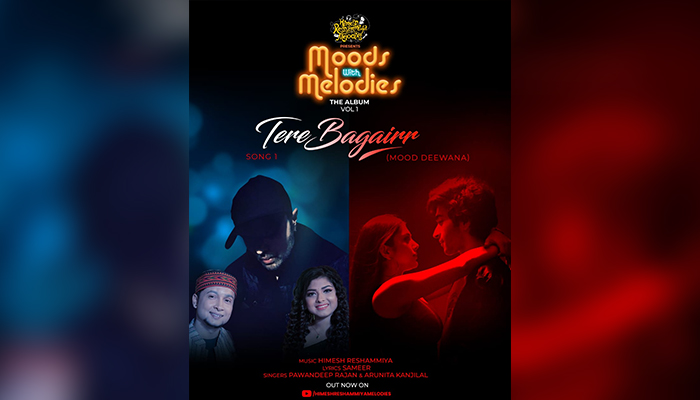 Himesh Reshammiya's 'Tere Bagairr' from Moods With Melodies Out Now; Sung by Pawandeep and Arunita