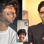Kartik Aaryan wishes his genius director a Dhamaka-daar birthday, Ram Madhavni expressed gratitude