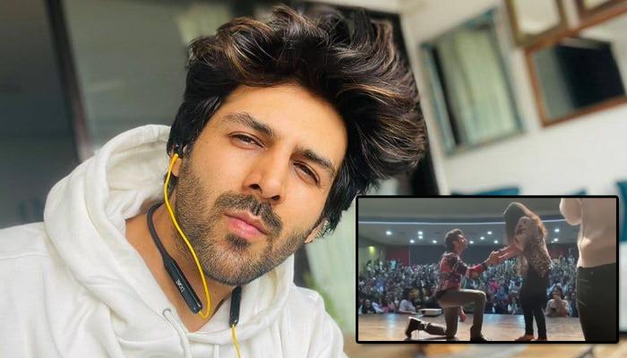 Kartik Aaryan's Fanception video goes viral, Crosses 10 Million views on Instagram!