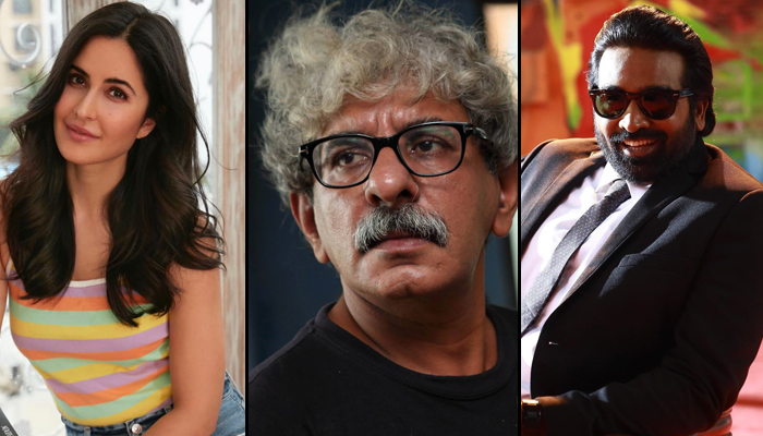 Katrina Kaif gears up for Sriram Raghavan's next with Vijay Sethupathi; starts reading sessions
