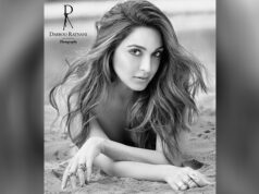Kiara Advani's sultry click by the beach for Dabboo Ratnani's Calendar Unveiled