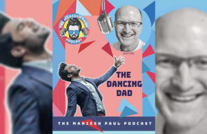 Maniesh Paul unveils the fun-filled Episode of his podcast with Ricky Pond
