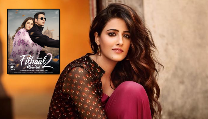 After winning hearts with Filhall, Nupur Sanon expresses excitement for 'Filhaal 2 - Mohabbat'