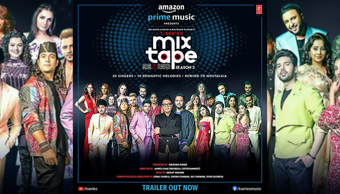 On World Music Day, Bhushan Kumar announces T-Series' 'Mixtape Rewind' presented by Amazon Prime Music