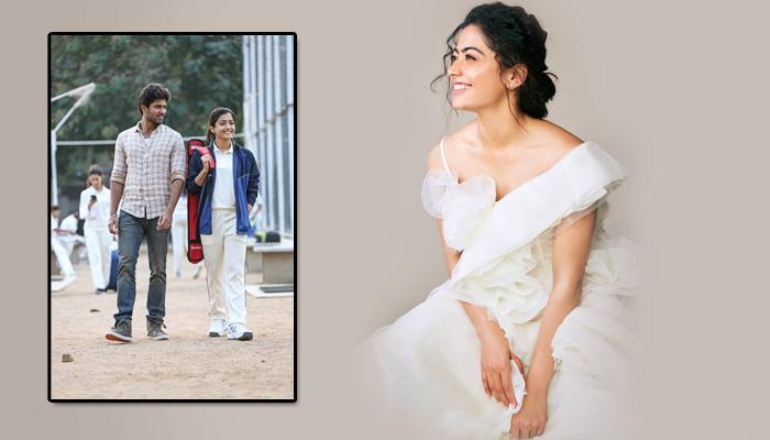 Rashmika Mandanna on 'Dear Comrade' Hindi dub crossing 250 million views on YouTube