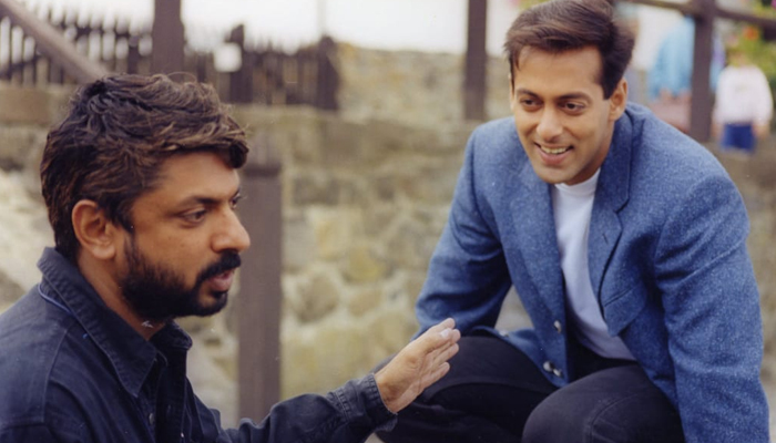 Salman Khan turns nostalgic as 'Hum Dil De Chuke Sanam' completes 22 years of its release!