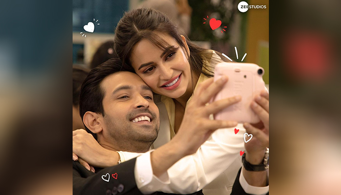 14 Phere: Vikrant Massey and Kriti Kharbanda are one exciting and talented pair to look forward to in the film!