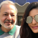 Amyra Dastur salutes her father on the occasion of National Doctors Day!