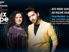 Palak Muchhal and Armaan Malik are all about the love and longing on the 3rd Season of T-Series' MixTape Rewind