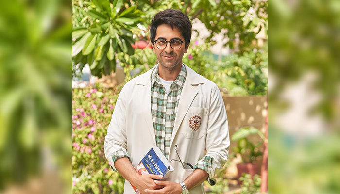 Doctor G: Ayushmann Khurrana Unveils the First Look of his Next; As he begins the shoot!