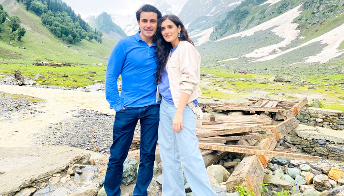 Gautam Rode and Pankhuri Awasthy all set to create magic onscreen with their upcoming single!