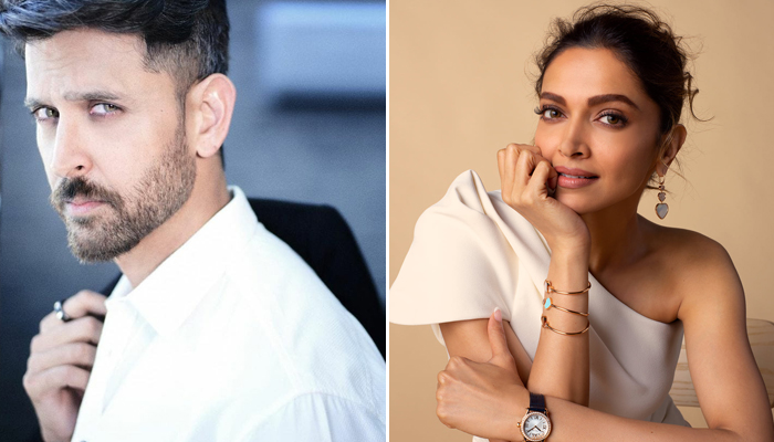 Viacom 18 to present Hrithik Roshan and Deepika Padukone starrer Fighter; to be India's first aerial action franchise