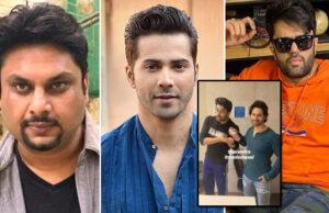 Jug Jugg Jeeyo: Raj Mehta Shares Fun BTS Moment As he meets Varun Dhawan and Maniesh Paul!