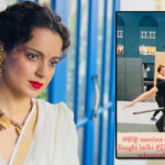 Kangana Ranaut shares a glimpse of her action rehearsals for Dhaakad; Calls Herself 'Ladaku No 1'