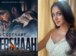 Shershaah Trailer Launch: Kiara Advani expresses her gratitude to the Army and their families in Kargil