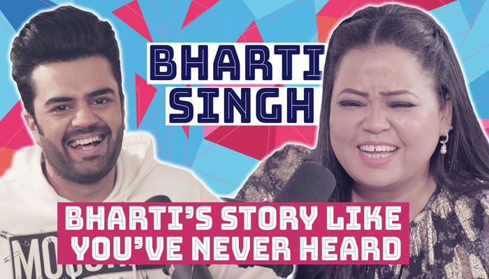 Bharti Singh unraveled various secrets of her life on 'The Maniesh Paul Podcast'