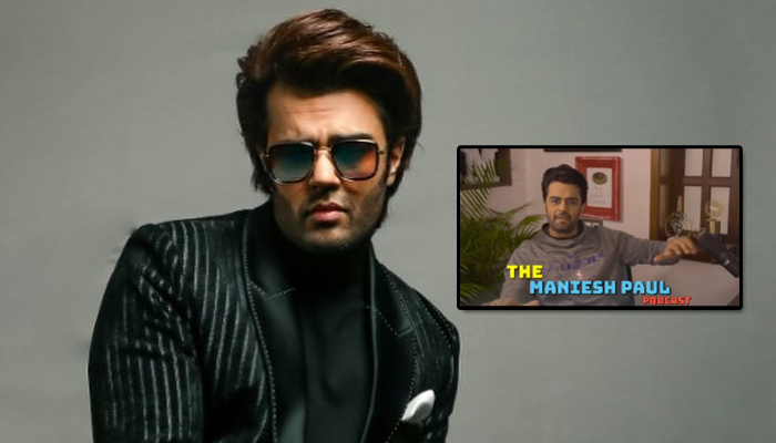 'The Maniesh Paul Podcast' now shifts to studio, Actor reveals in a fun Instagram reel