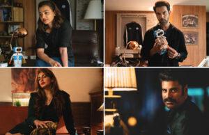 Monica O My Darling First Look: Radhika Apte, Rajkummar Rao, Huma Qureshi & Sikander Kher to star in Netflix's Project!