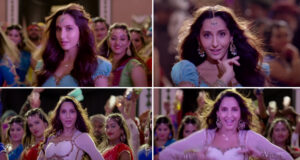 Zaalima Coca Cola from Bhuj The Pride of India: Nora Fatehi's Personifying Adaa and Nazakat Sets Stage on Fire!