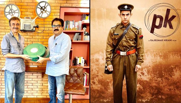 Rajkumar Hirani's PK becomes the part of National Film Archives of India