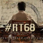 RT68: Pre Look of Ravi Teja's next with director Sarath Mandava Unveiled; Shoot begins today