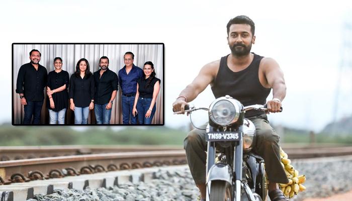 Soorarai Pottru to get a Hindi Remake, Suriya on Board As A Producer, Sudha Kongara To Direct
