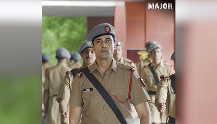 Major: Adivi Sesh and Saiee M Manjrekar commences the final schedule of the film!