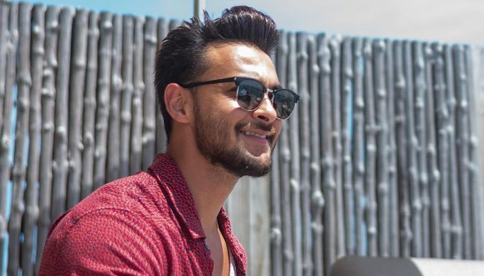 Aayush Sharma offers a glimpse into his family trip to Maldives on wife's birthday