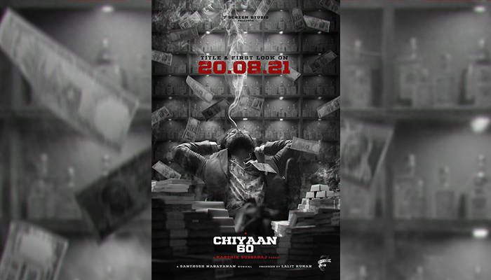 Chiyaan 60: Title & First Look of Vikram Starrer To Be Out On THIS Date!