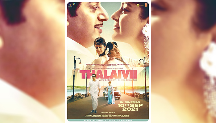 Thalaivii: Bringing Jayalalithaa's life to the big screen, Kangana Ranaut starrer to release in theatres on 10th September