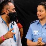 Kangana Ranaut begins shoot for Tejas & Calls it, 'Josh is soaring high'