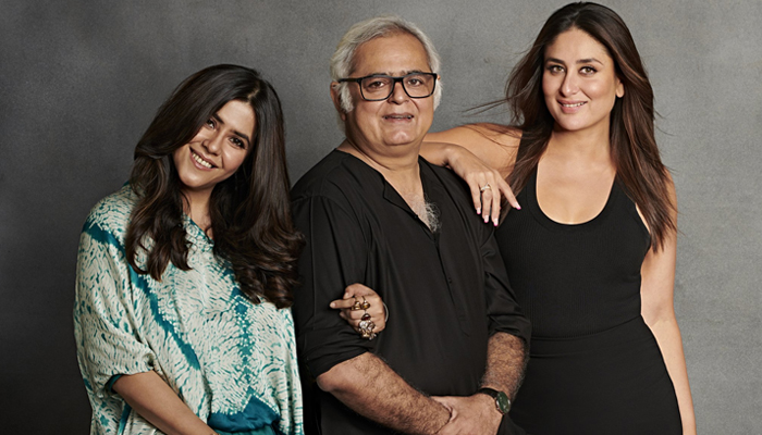 Kareena Kapoor Khan turns producer with a thriller, directed by Hansal Mehta and co-produced by Ekta Kapoor