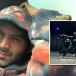 Kartik Aaryan creates a tornado with his dance moves on Rowdy Baby – Watch Video
