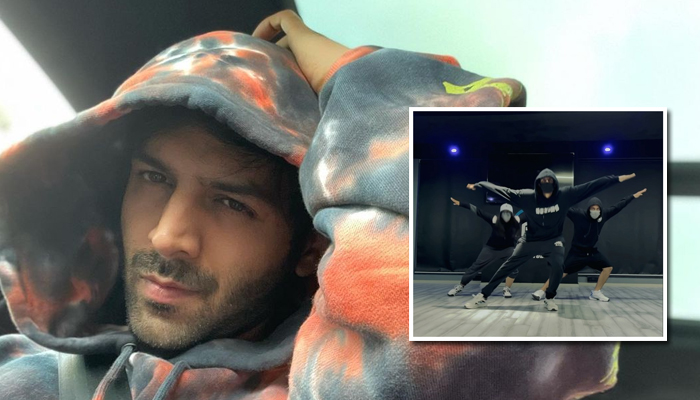 Kartik Aaryan creates a tornado with his dance moves on Rowdy Baby - Watch Video