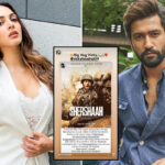 Kiara Advani receives special compliment from Vicky Kaushal for her impressive performance in Shershaah