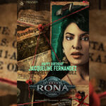On Jacqueline Fernandez's birthday, makers of Vikrant Rona reveal new poster of actress as Gadang Rakkamma