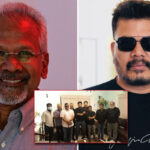 Mani Ratnam and Shankar join hands to start a new production house, named as 'Rain On Films'